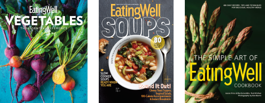 Our story eatingwell cookbooks provide delicious recipe collections that make healthy choices more exciting forumfinder Gallery